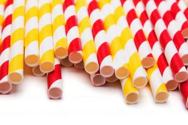 McDonald's verzichtet auf Plastikstrohhalme