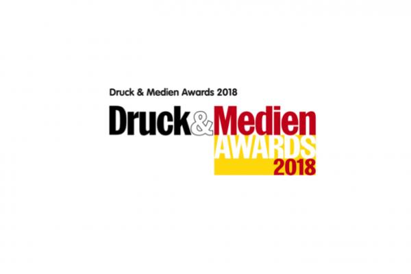 Druck & Medien Awards 2018