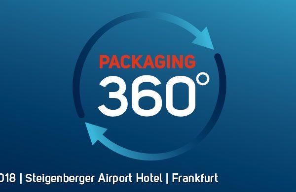 """Branchentreff Packaging360° mit dem Motto """"Verpackung, vernetzt."""""""