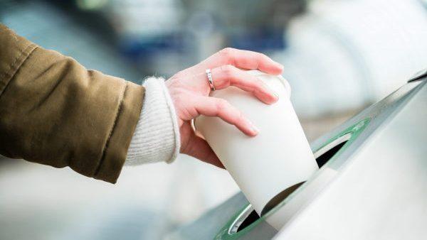 So schließt sich der Kaffeebecher-Kreislauf
