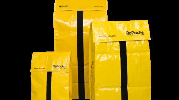 Revolutionäre Versandverpackungen