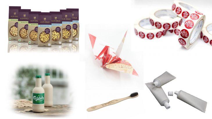 Die fünf wichtigsten Verpackungsinnovationen