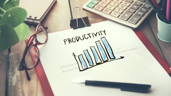 Papier macht produktiver