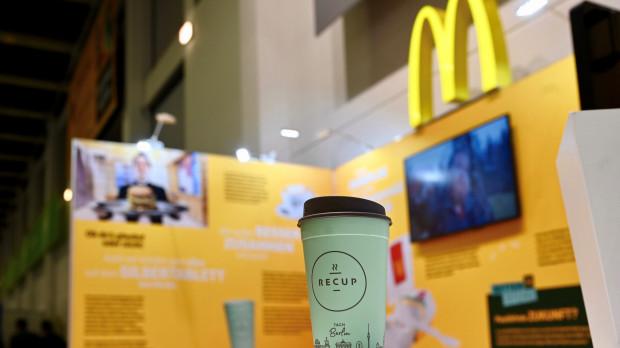 Kampf den Einwegbechern: McDonald's setzt für Coffee-to-go auf Pfandbecher