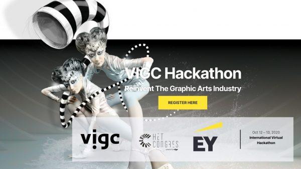 VIGC-Hackathon – Die Grafik-Industrie neu erfinden