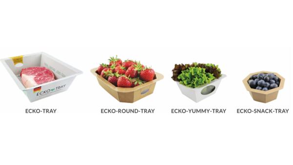 ECKO-PACK bietet Kartonschalen in vier neuen Formaten